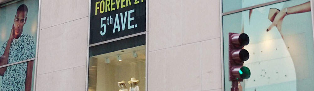 forever21 5th Avenue