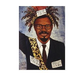 A Congo Chronicle: Patrice Lumumba in Urban Art