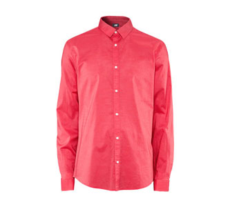 Shirt Raspberry Red