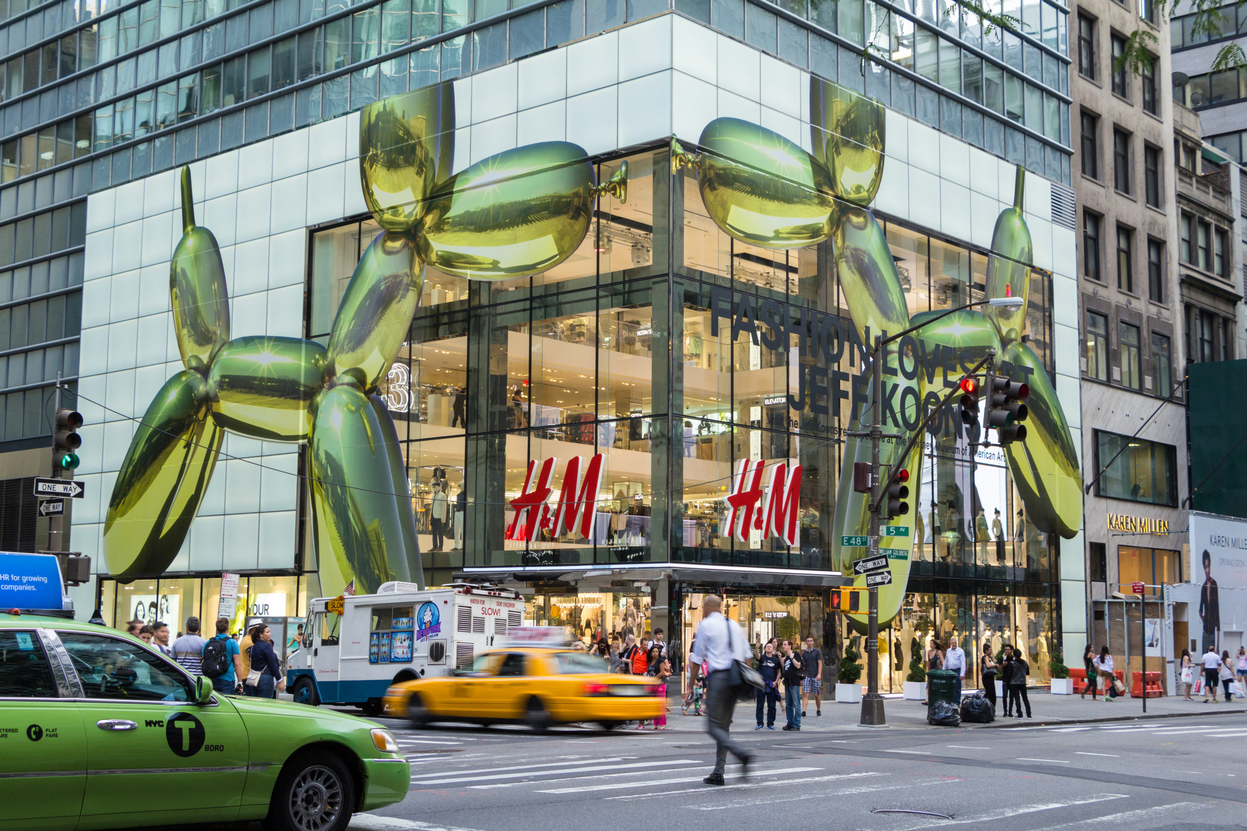 H&M Store NYC