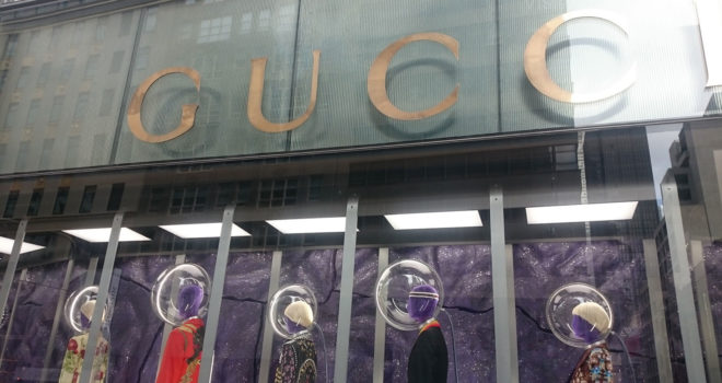 Gucci 725 5th Avenue