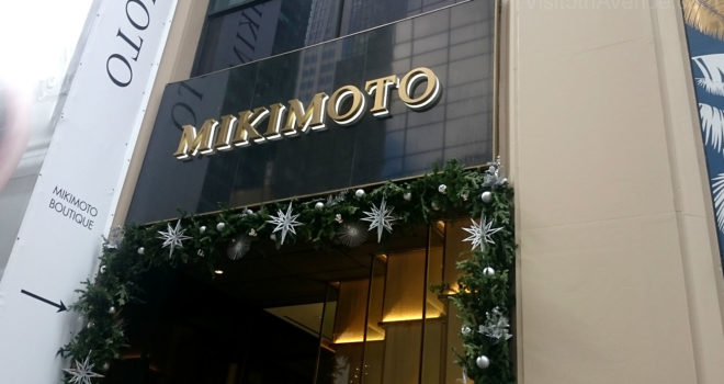 Mikimoto 730 5th Avenue