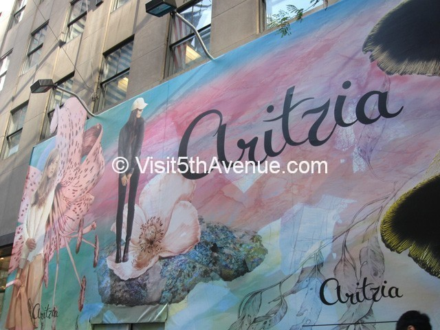 Aritzia 5th Avenue