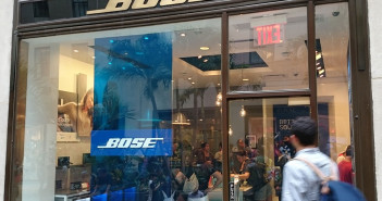 Bose Store NYC