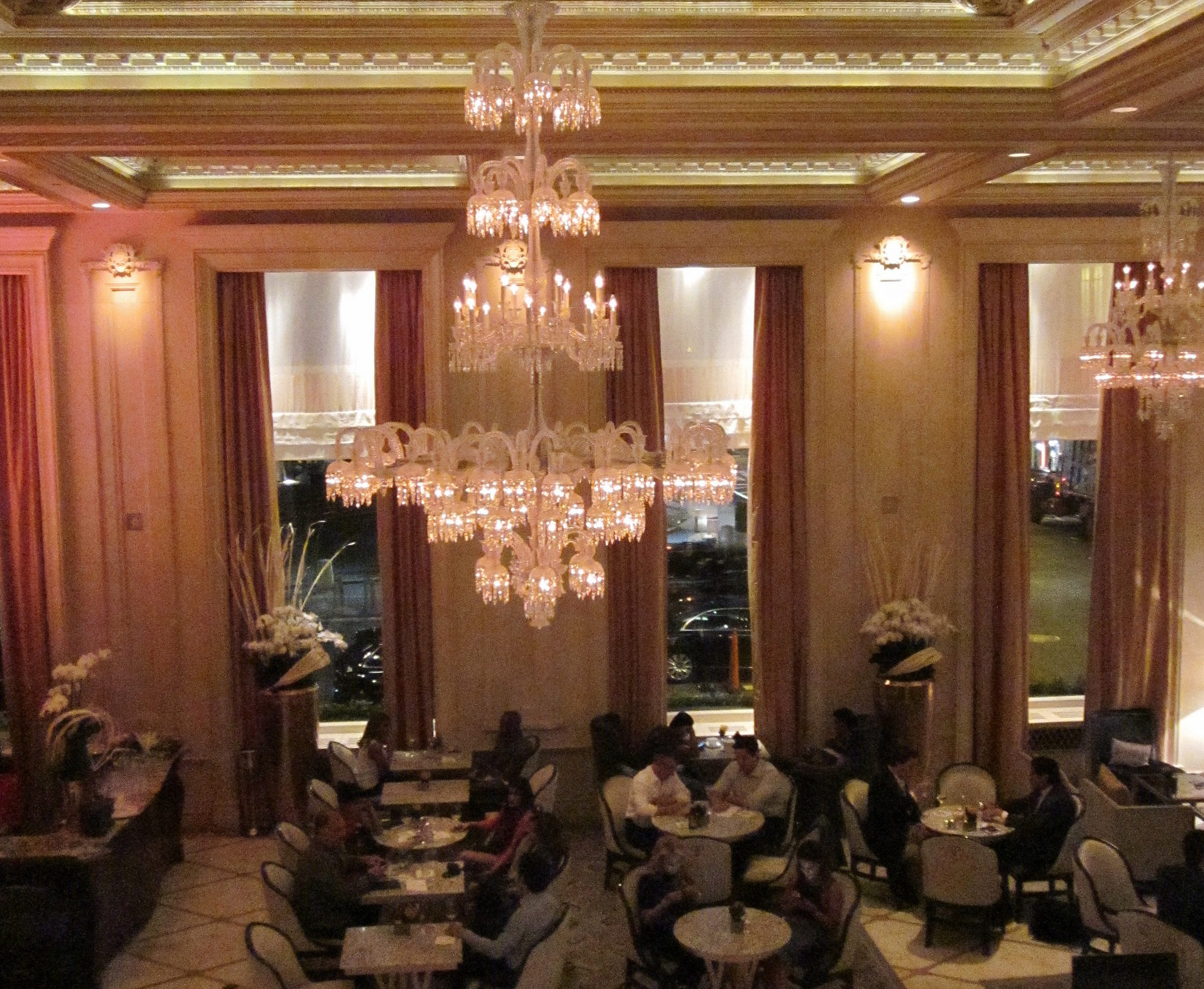 The Champagne Bar The Plaza