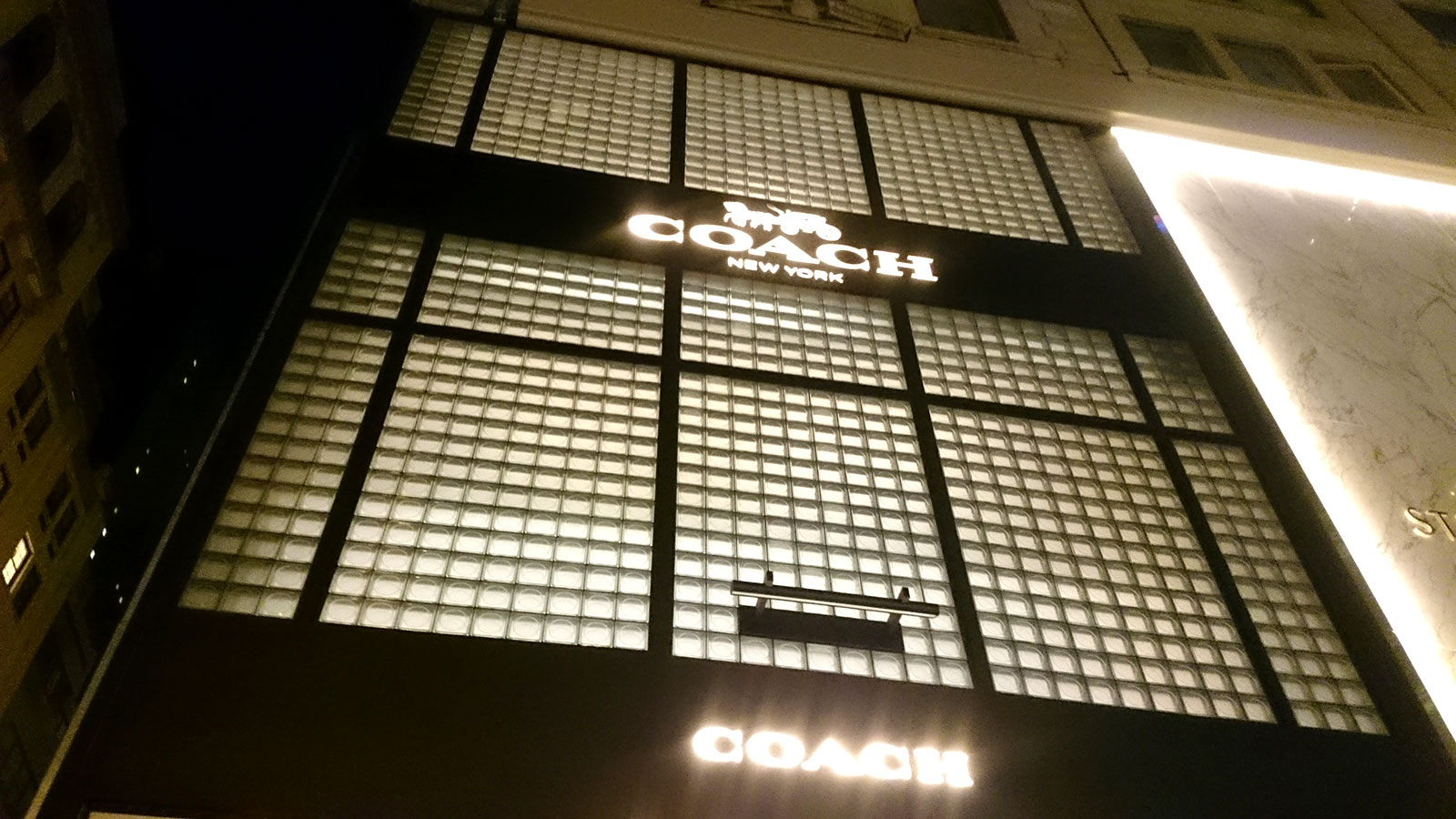 Coach 685 5th Avenue