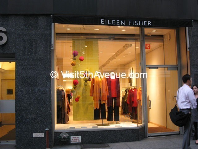 eileen fisher 5th avenue