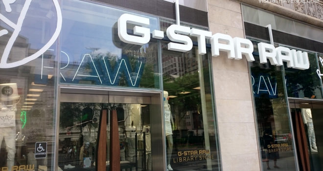 G-Star Raw 475 5th Avenue