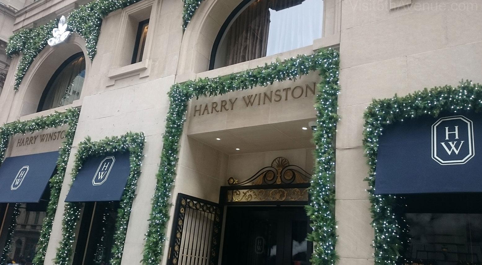 Harry Winston 701 5th Avenue
