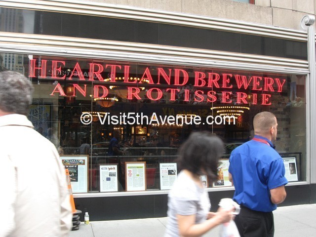 Heartland Brewery and Rotisserie