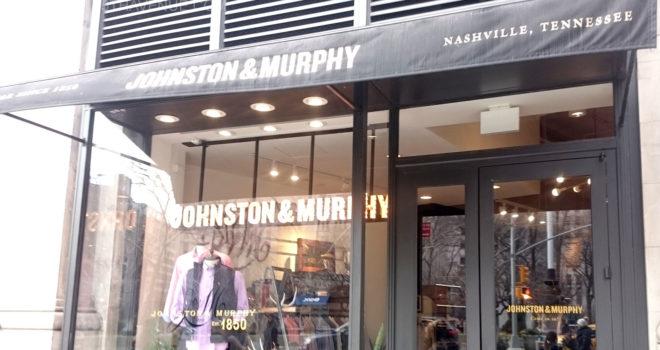 Johnston & Murphy 200 5th Avenue