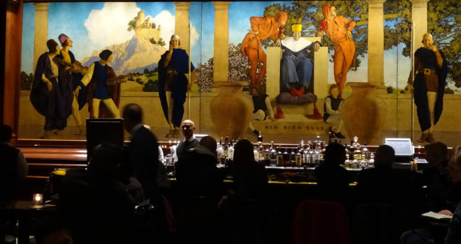 The St. Regis New York King Cole Bar