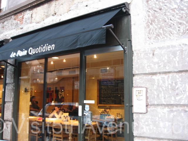 Le Pain Quotidien 10 5th Avenue