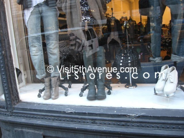 LF Stores New York