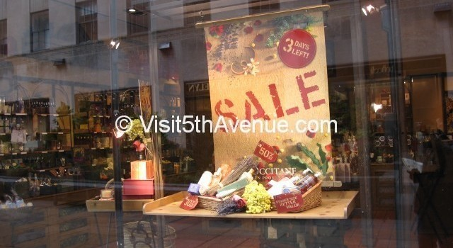 L'Occitane 620 Fifth Avenue