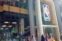 NBA Store 545 5th Avenue