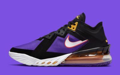 Nike LeBron 18 Low ACG
