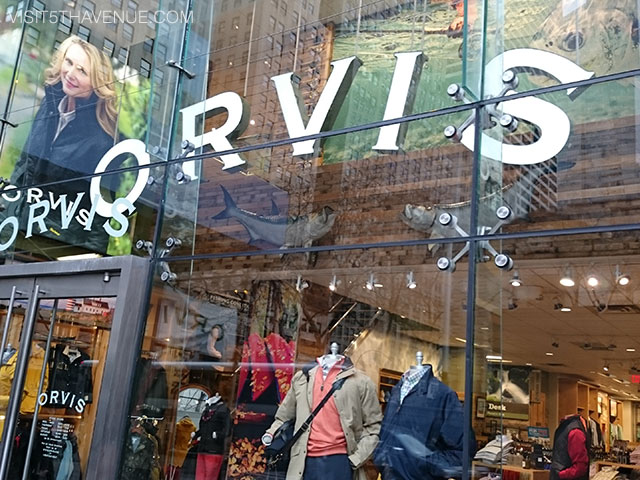 Orvis 489 Fifth Avenue