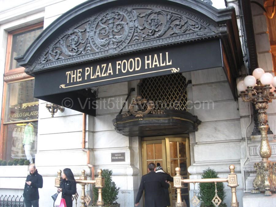 The Plaza Hotel Food Hall