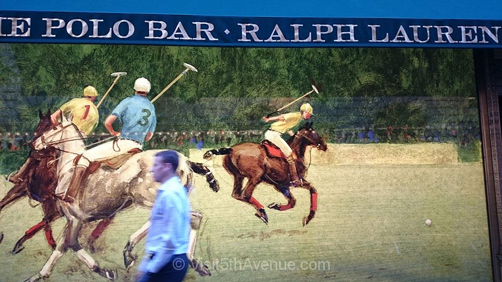 The Polo Bar by Ralph Lauren