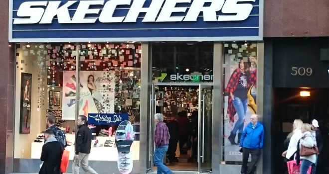 Skechers 509 5th Avenue