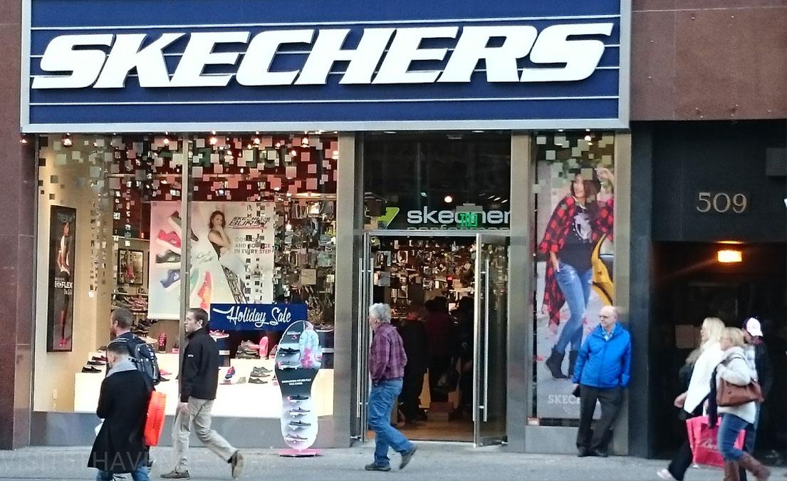 Skechers 509 5th Avenue