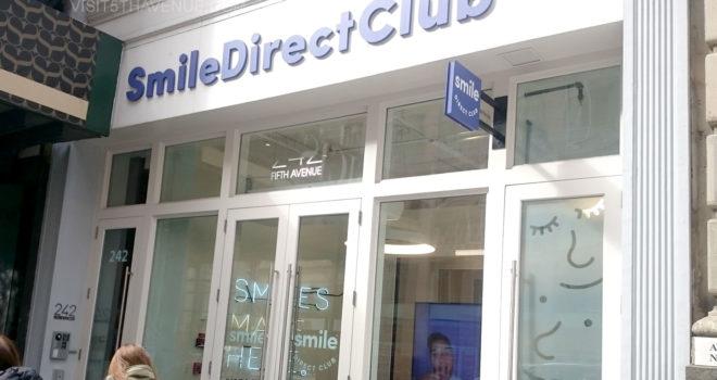 Smile Direct Club 242 5th Avenue