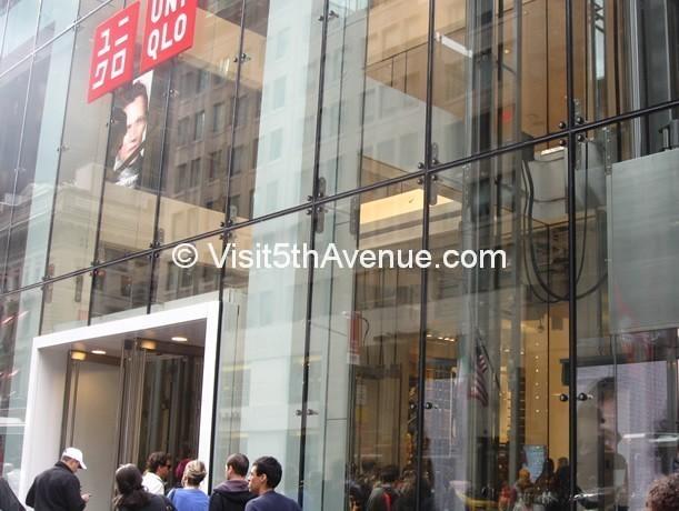 Uniqlo 666 5th Avenue