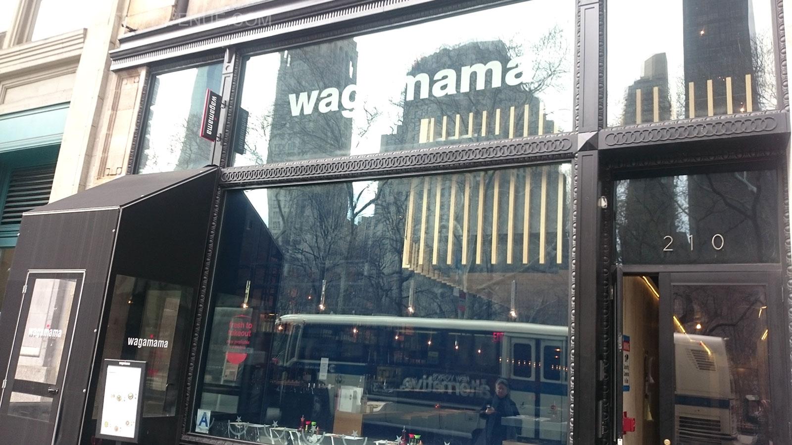 Wagamama 210 5th Avenue