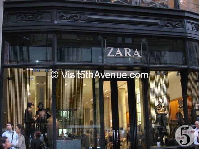 Zara New York
